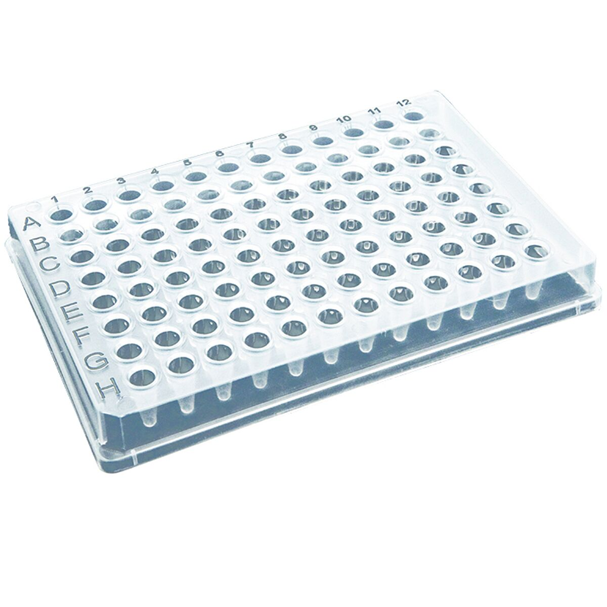 Nippon FastGene 0.2ml full-skirted PCR plate photo