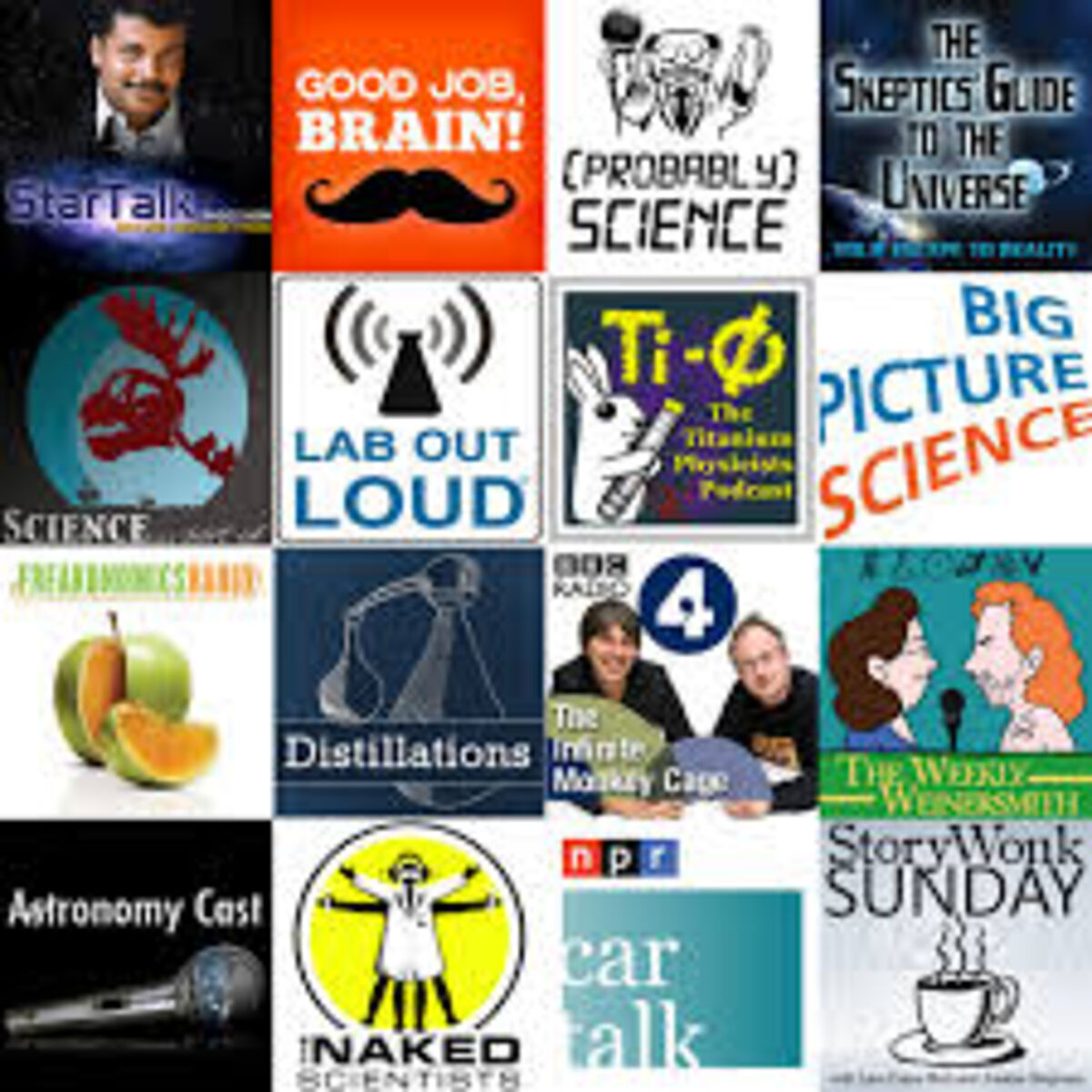 Our 10 favorite science podcasts