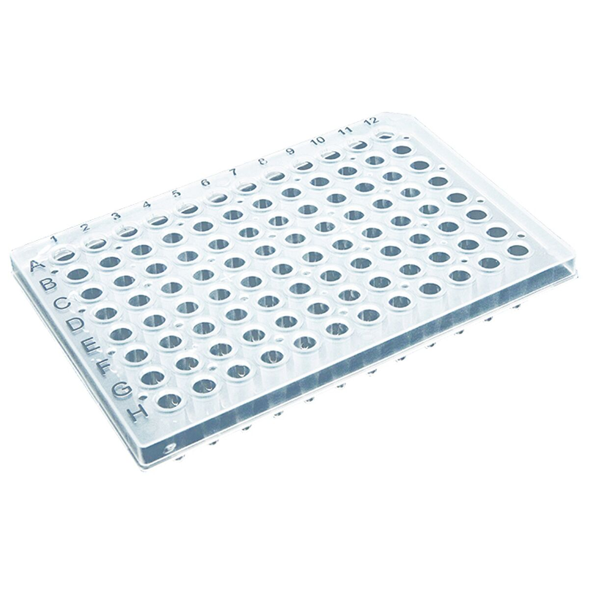 Nippon FastGene 0.3ml semi-skirted PCR plate photo