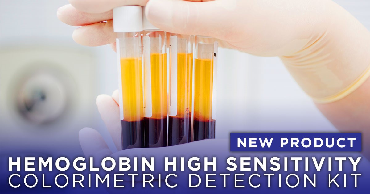 Arbor Assays new Hemoglobin Assay Kit