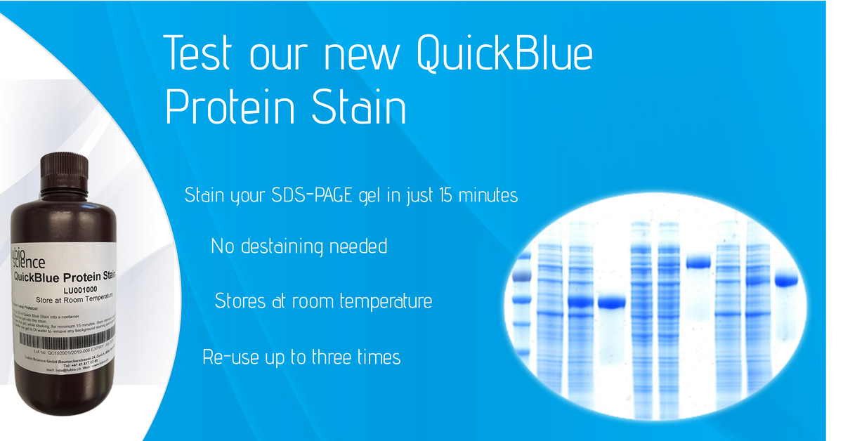 QuickBlue - better than Instant Blue